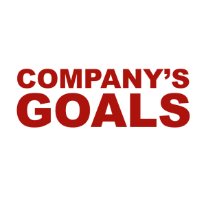 company's goals